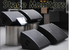 ADAMSON Stage Monitors